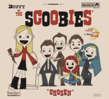 Buffy and the Scoobies by jo3bot
