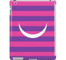 Minimalist Alice in Wonderland Cheshire cat iPad case iPad Case/Skin