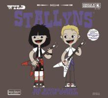 Wyld Stallyns by jo3bot
