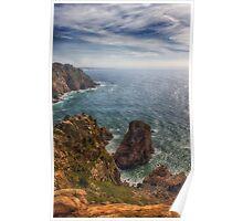 Cabo da Roca, Sintra, Portugal Poster
