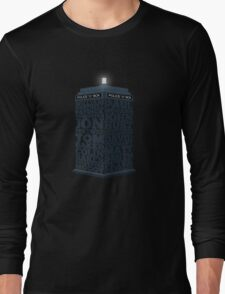 Name of the Doctors Long Sleeve T-Shirt