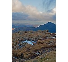 Pike of Blisco, Langdale Valley, Lake District Photographic Print