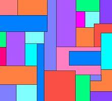 Colorblocked by Jennifer Walters