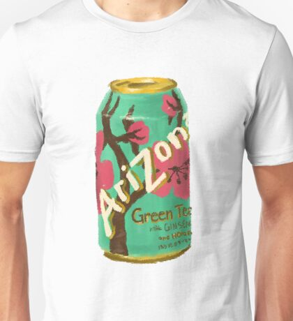 Green Tea Unisex T-Shirt