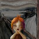 The Scream...(Shuttin' Down Yer Trap) by Rich Ladig