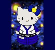 Tardis Kitty 2.0 by EpicNerdom