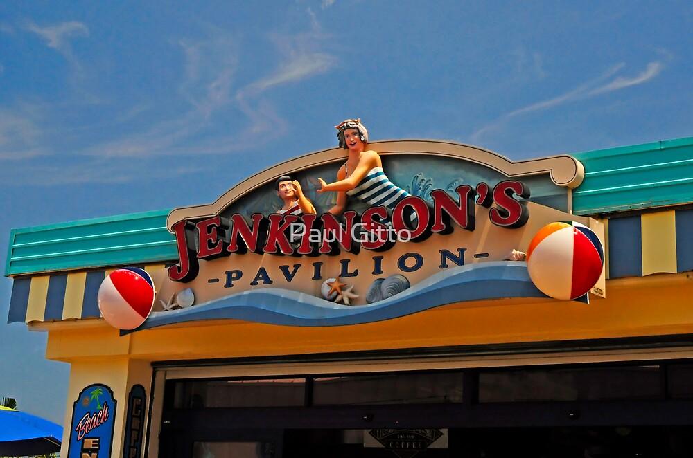 Jenkinson's Pavilion - Pt. Pleasant Beach NJ by Paul Gitto