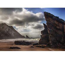 Praia da Adraga Photographic Print