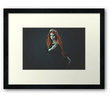 The queen pt. 3 Framed Print