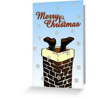 Ho, Ho, Dohh!!!  Greeting Card