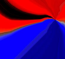 Volcano Swirl by Jennifer Walters