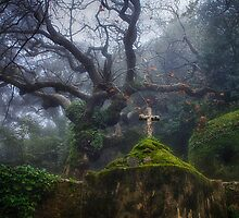 Cross and Tree by Taylor Moore