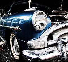 1953 hudson hornet by Stephanie Aughenbaugh