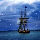 Niagara Under the Stars by Kathy Weaver