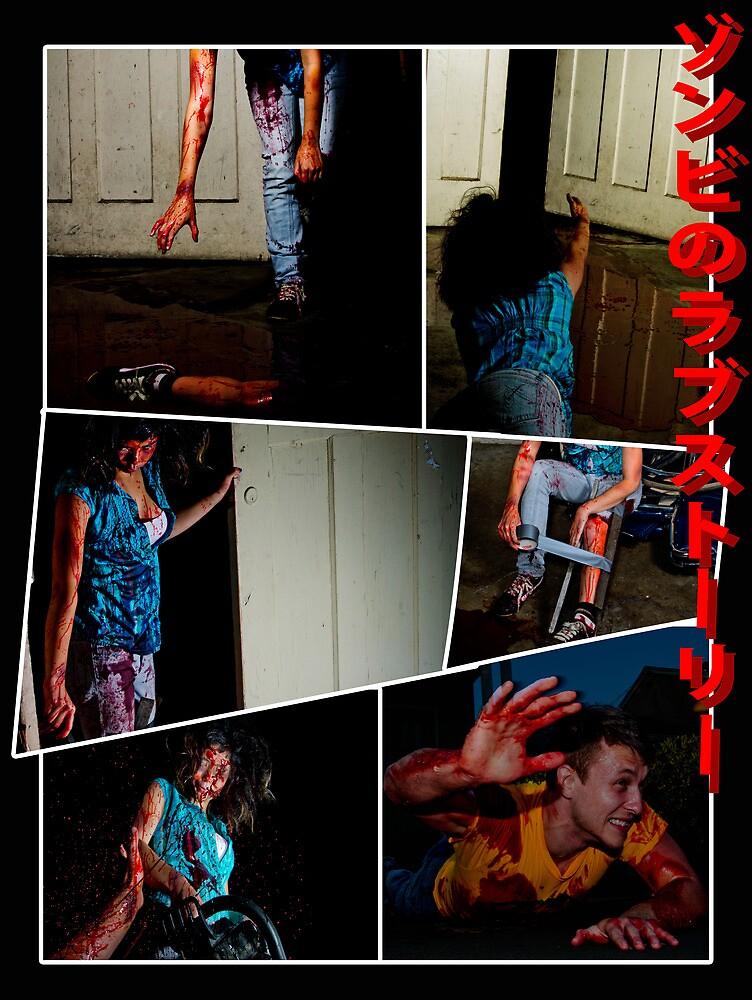 A Zombie Lovestory by Kevin Gibbs