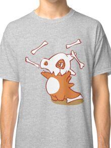 Cubone pokemon dinosaur Classic T-Shirt