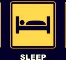 Eat, Sleep, Xbox.... Sticker