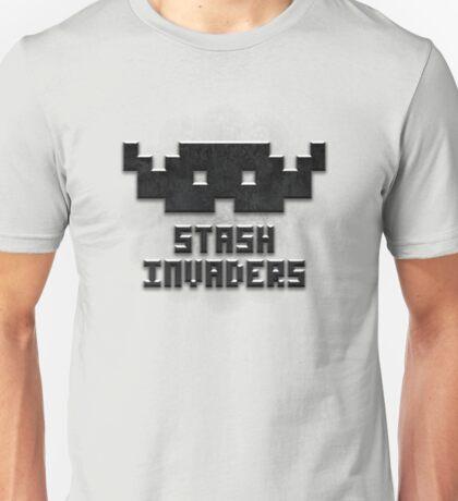 Stash Invaders Unisex T-Shirt
