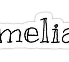Omelia Sticker
