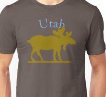 Utah Moose Unisex T-Shirt