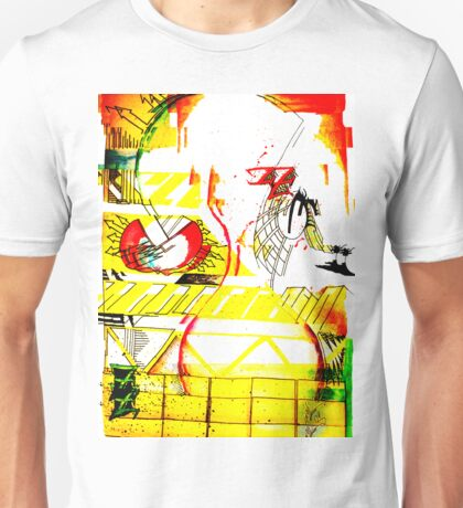 art, gonzo, abstraction Unisex T-Shirt