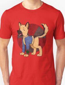 Vault Dog Unisex T-Shirt