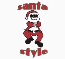 Santa Style 3 by 1111