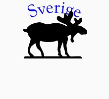 Sverige Moose Unisex T-Shirt