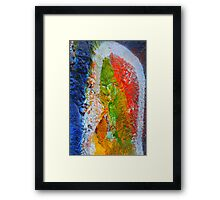 Cadillac Abstract #1 Framed Print