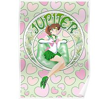 Sailor Jupiter New Version Poster