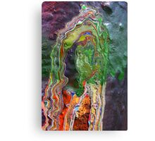 Cadillac Ranch Abstract #3 Canvas Print