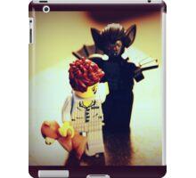 Bat chase case iPad Case/Skin