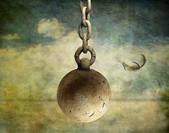destruction by Diana Calvario