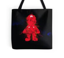 Mario - Fire power Tote Bag