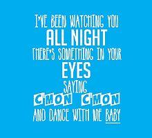 One Direction C'mon C'mon Lyrics by Hannah Julius