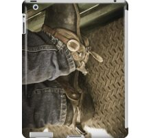 Rodeo Boots iPad Case/Skin