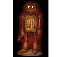 Monsieur Robot Photographic Print