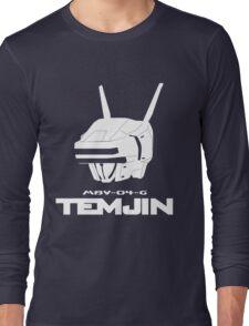 Virtual-On Temjin Long Sleeve T-Shirt