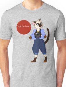 I'm a Cat Person-Boy Unisex T-Shirt