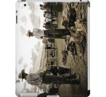 Helmville Rodeo Montana #112 iPad Case/Skin