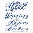 usa warriors indian by rogers bros by usala