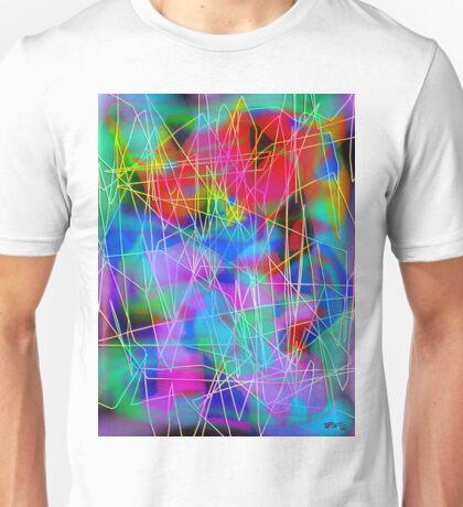 Nerd Tye Dye  Var 2 Unisex T-Shirt