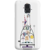 Tower of the Four Winds Samsung Galaxy Case/Skin
