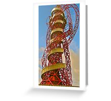 Olympic Tower Greeting Card