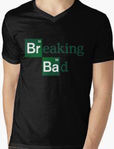 Breaking Bad Logo Mens V-Neck T-Shirt