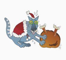 Xmas mischief: who cuts the turkey? Baby Tee
