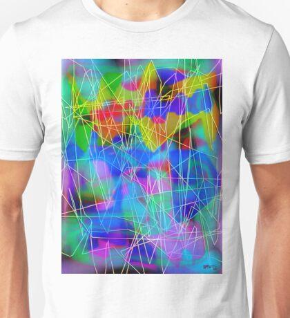 Nerd Tye Dye Var 4 Unisex T-Shirt