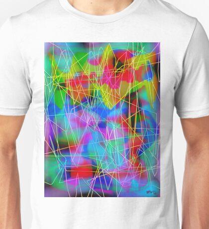 Nerd Tye Dye Var 5 Unisex T-Shirt