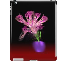 Flowers In Vase iPad Case/Skin