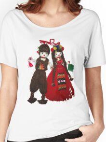 MARTENITSA  Women's Relaxed Fit T-Shirt